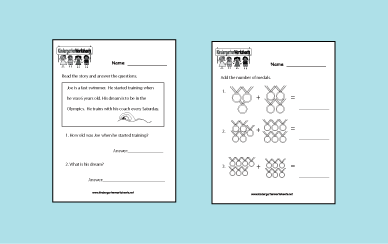 Worksheets for the Olympics