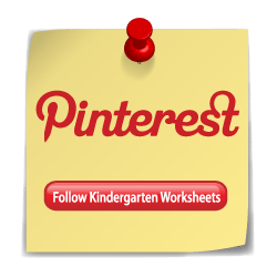 Follow Kindergarten Worksheets on Pinterest