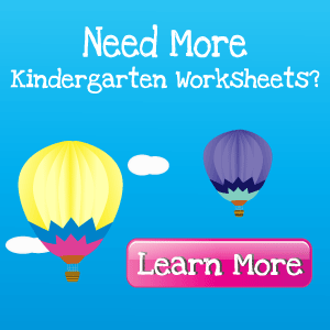 Premium Kindergarten Worksheets