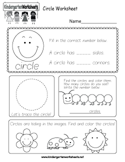 Identify Shapes Worksheet | Visual closure worksheet | Pinterest ...