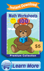 Premium Math Worksheets Collection