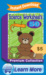 Premium Science Worksheets Collection