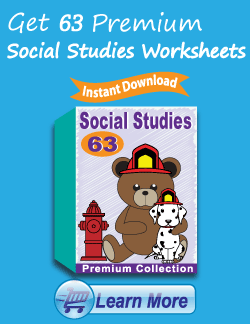 Get the Premium Social Studies Worksheets Package