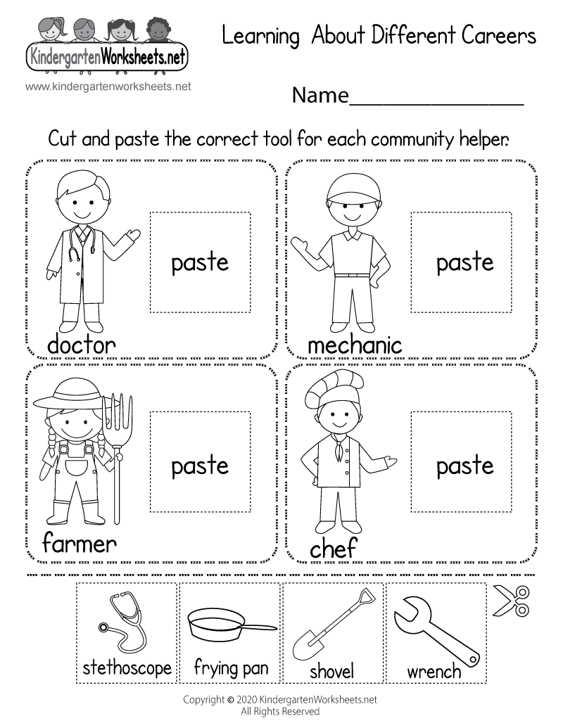 Worksheets Social Studies Career furthermore Free Printable Vocabulary ...